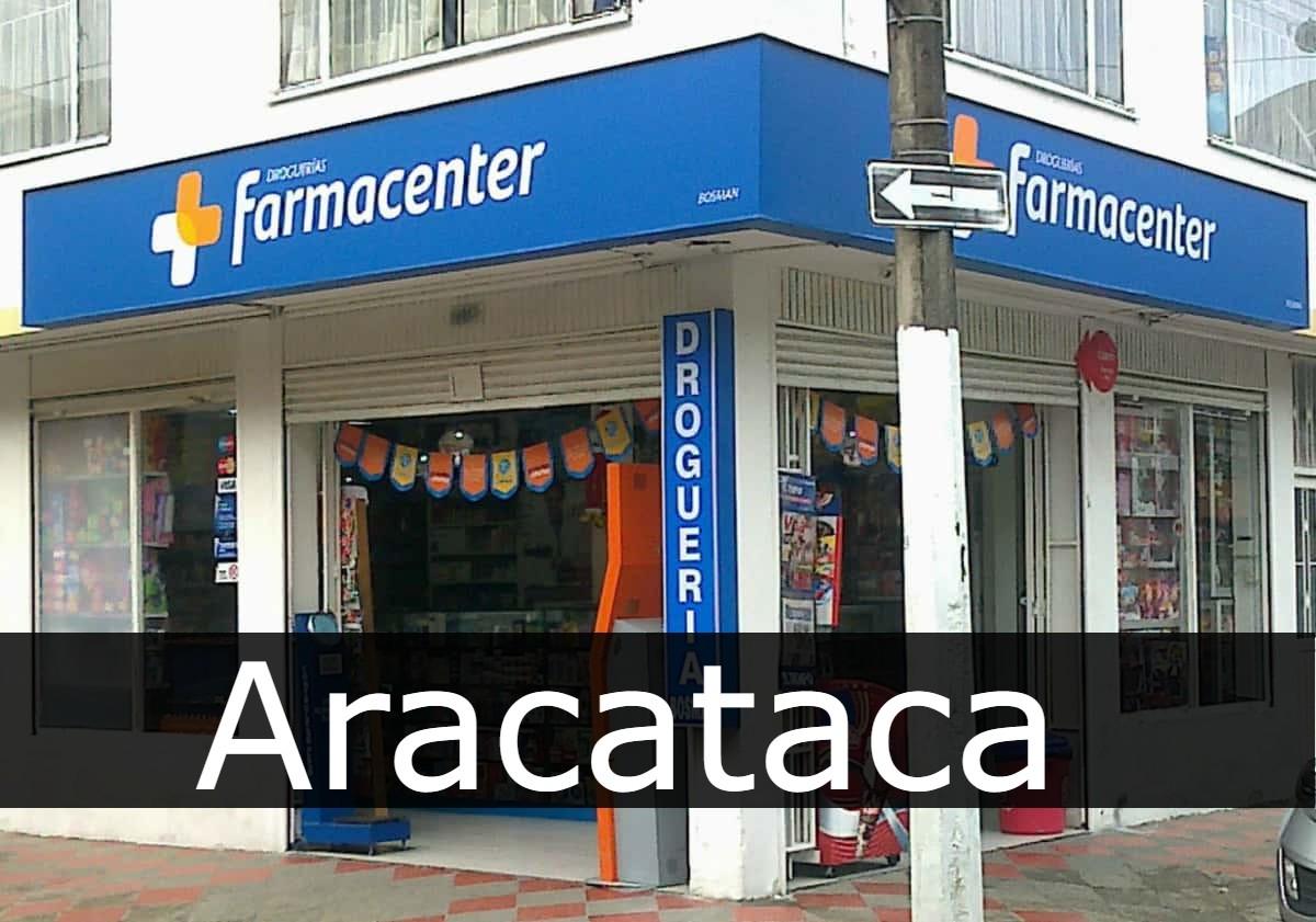 farmacenter Aracataca