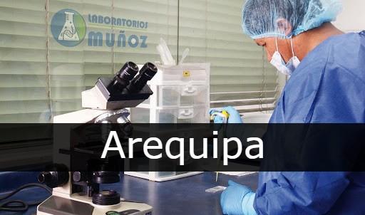 laboratorios muñoz Arequipa