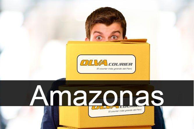 olva courier Amazonas