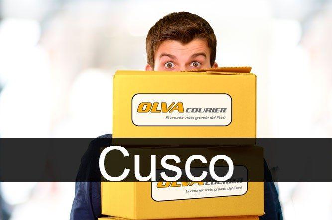 olva courier Cusco
