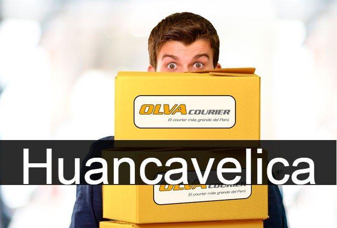 olva courier Huancavelica