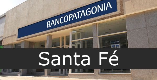 banco patagonia Santa Fé