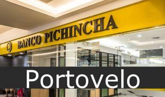banco pichincha Portovelo