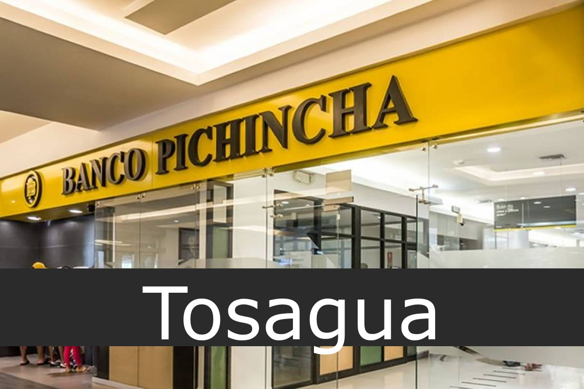 banco pichincha Tosagua