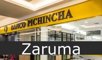 banco pichincha Zaruma