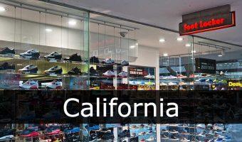 foot locker California