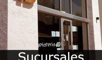 gelateria 4d España