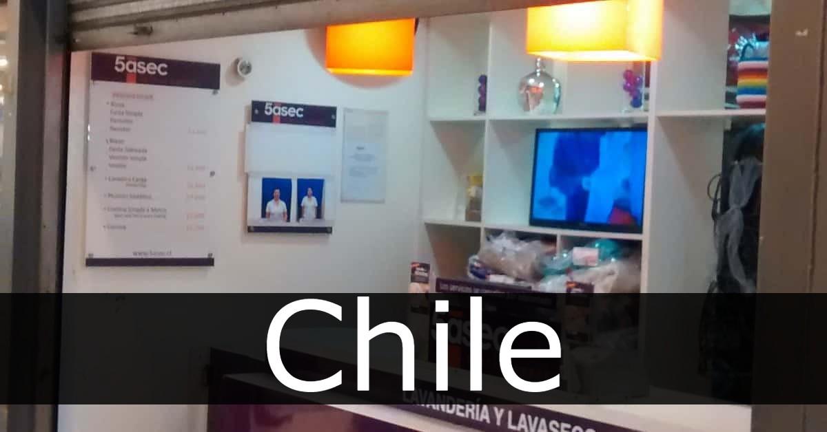 5 a sec Chile