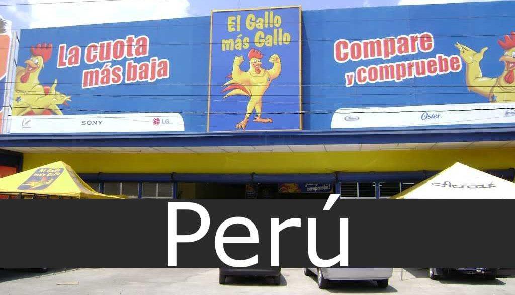 El Gallo más gallo Perú