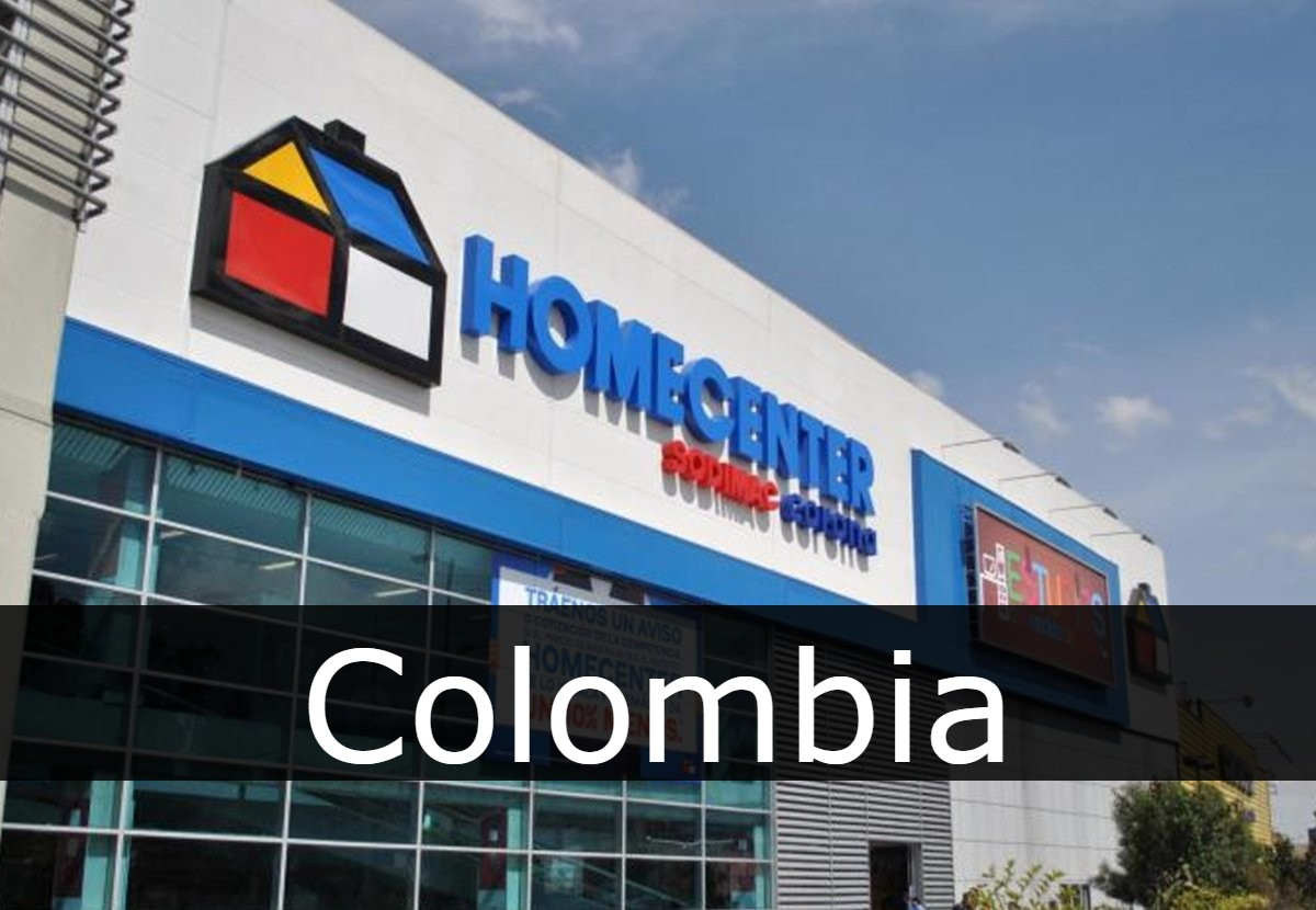Homecenter Colombia