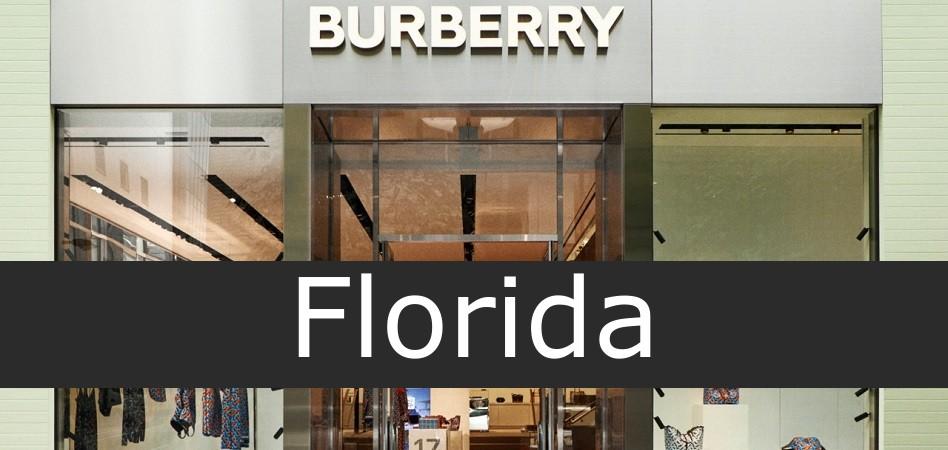 burberry Florida