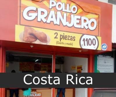 pollo granjero Costa Rica