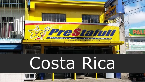 prestafull Costa Rica