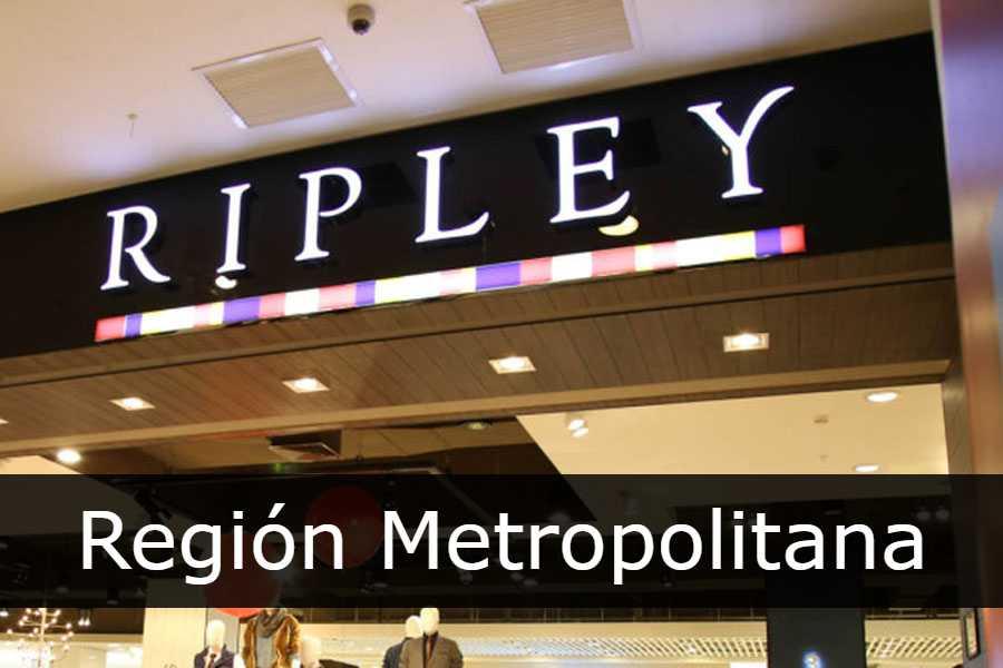 ripley Región Metropolitana