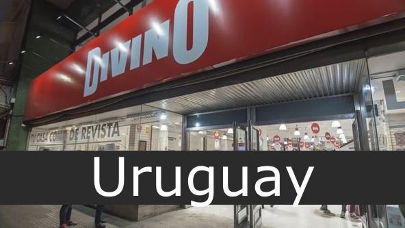 Divino Uruguay