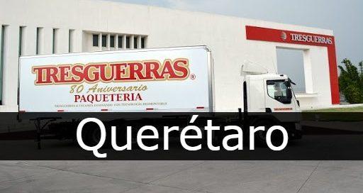 Paquetería Tres Guerras Querétaro