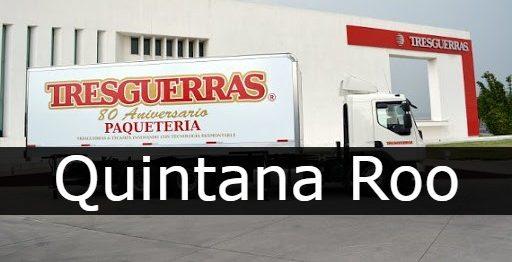 Paquetería Tres Guerras Quintana Roo