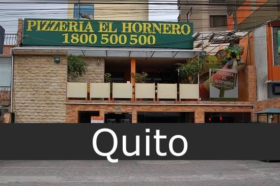 Pizzeria El Hornero Quito