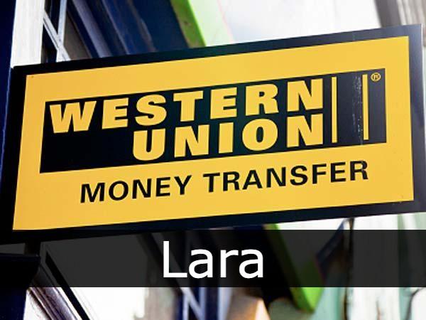 Western union Lara