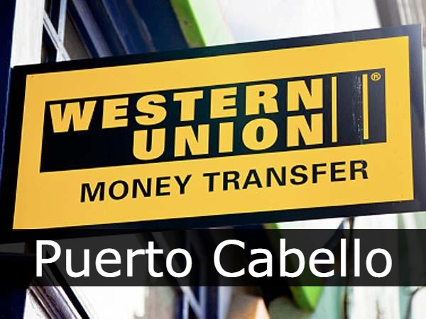 Western union Puerto Cabello