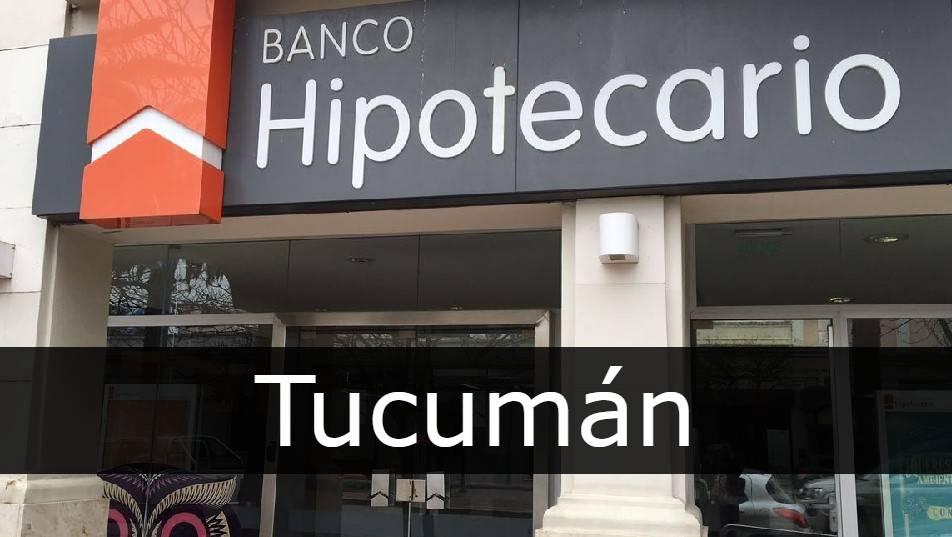 banco hipotecario Tucumán