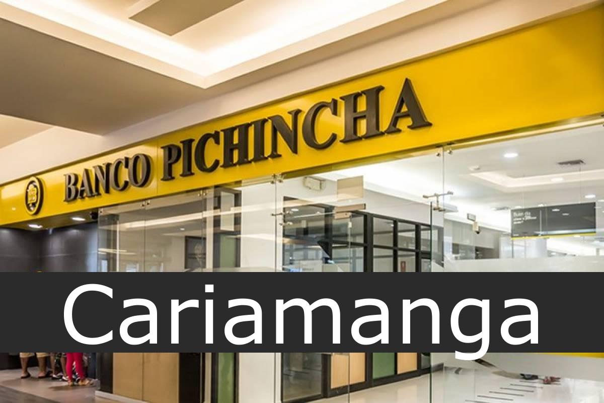 banco pichincha Cariamanga