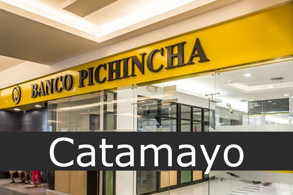 banco pichincha Catamayo