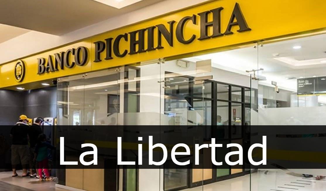 banco pichincha La Libertad