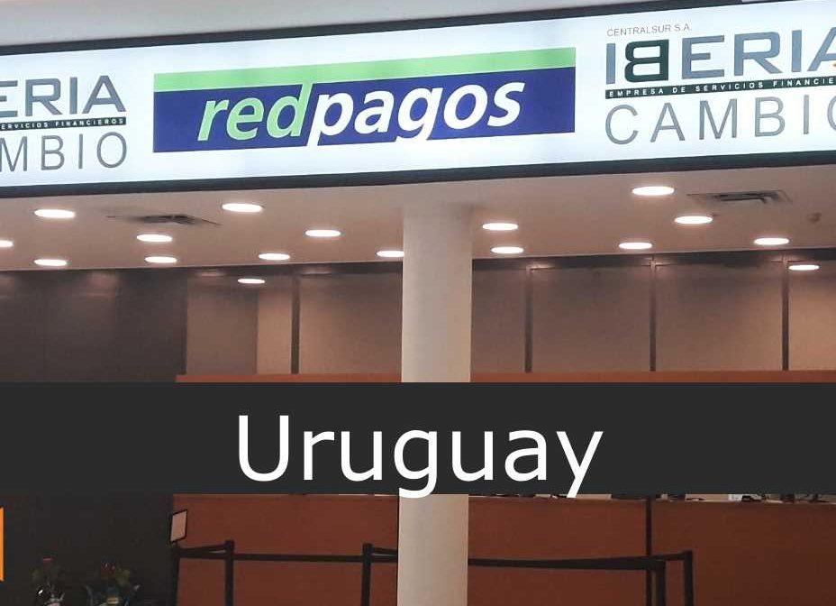 cambio iberia Uruguay