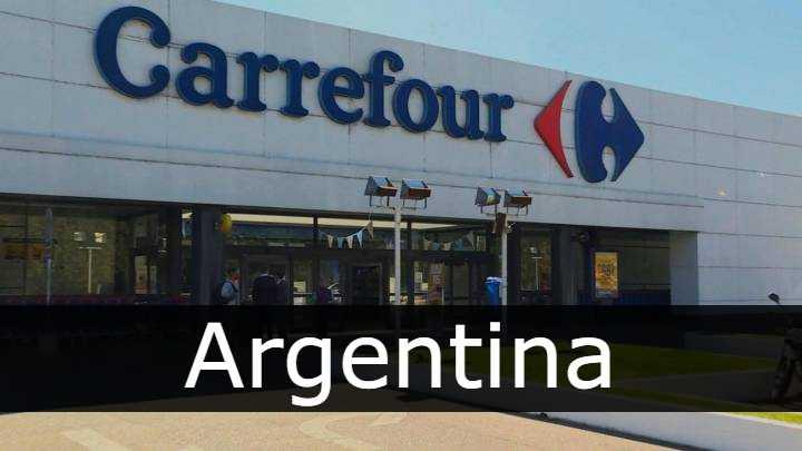 carrefour Argentina
