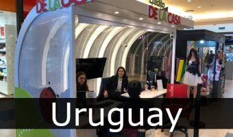 crédito de la casa Uruguay
