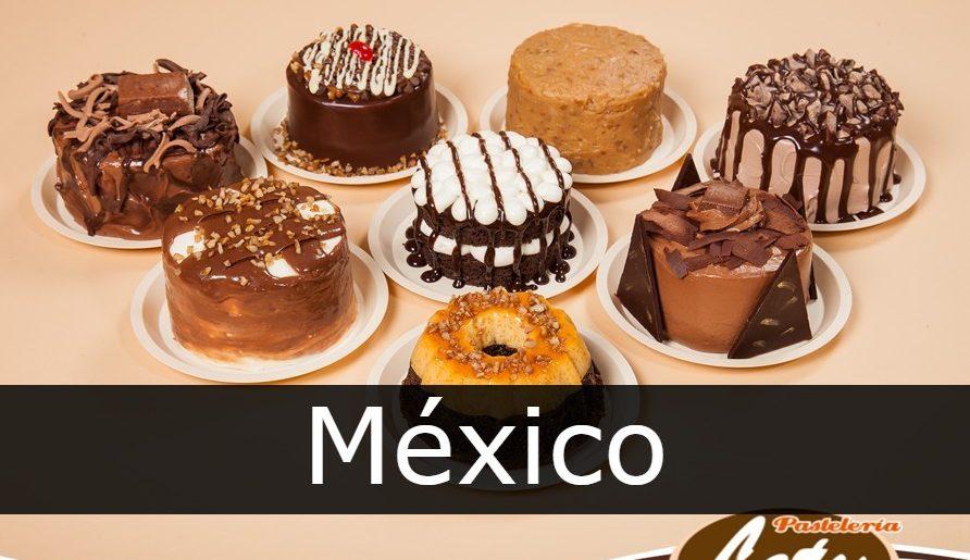 pastelería Lety México