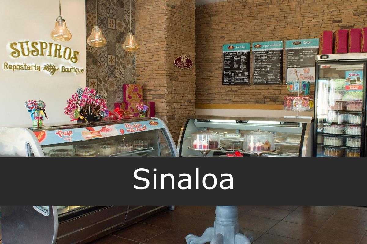 pastelería suspiros Sinaloa