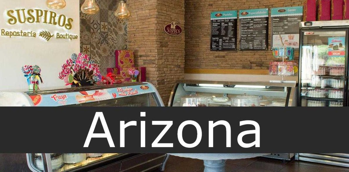 pastelerias suspiros Arizona