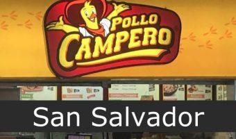 pollo campero San Salvador