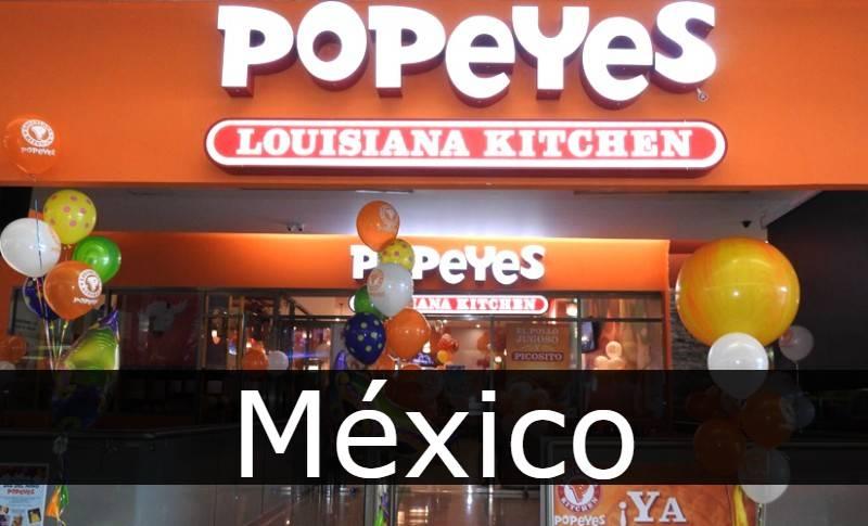 popeyes México