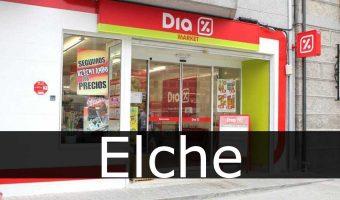 tiendas dia Elche
