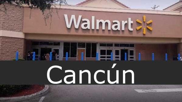 walmart Cancún