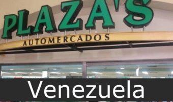 Automercados Plaza's Venezuela