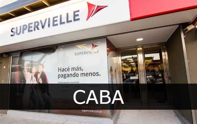 Banco Supervielle CABA