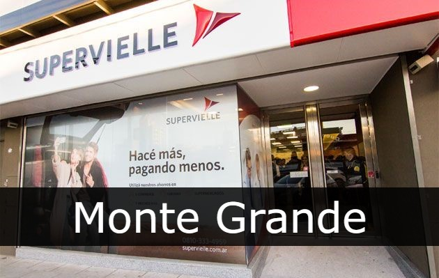Banco Supervielle Monte Grande