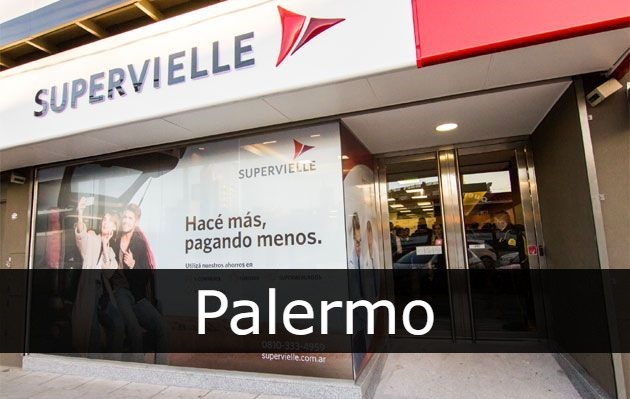 Banco Supervielle Palermo