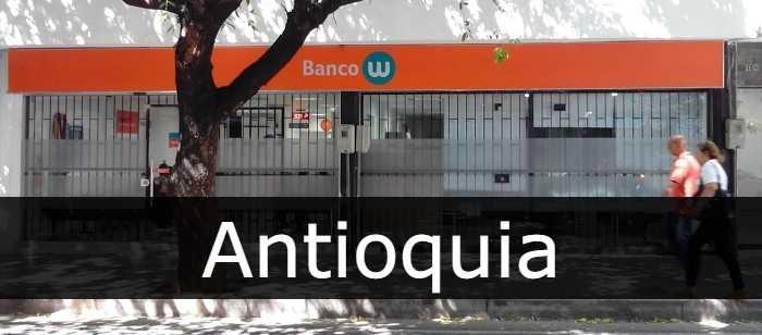 Banco W Antioquia