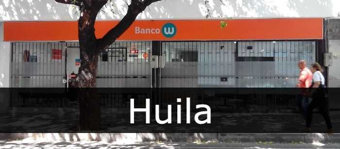 Banco W Huila