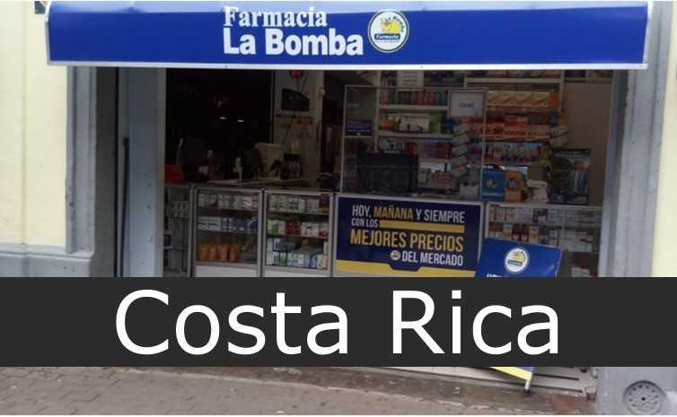Farmacia la Bomba Costa Rica