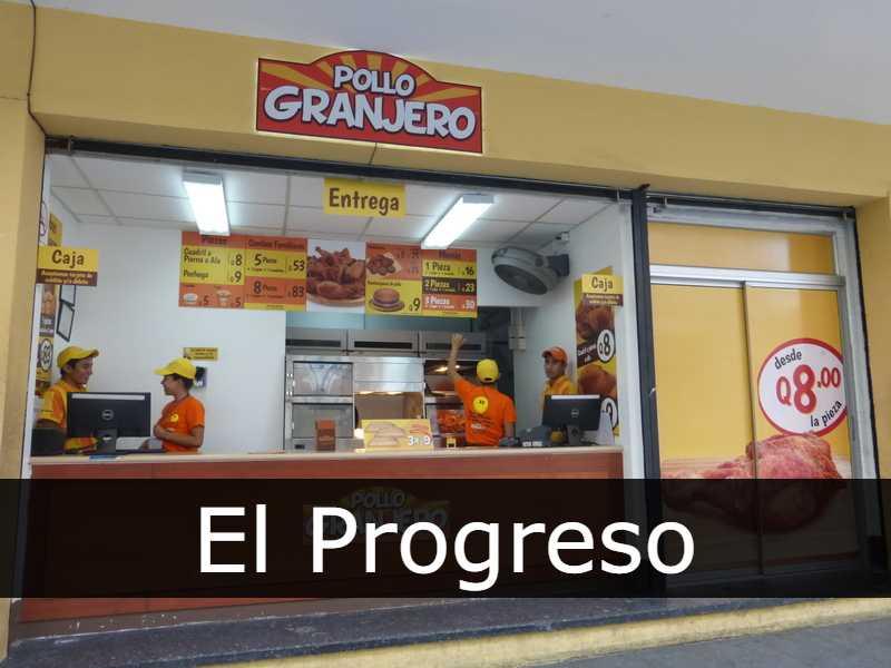 Pollo Granjero El Progreso