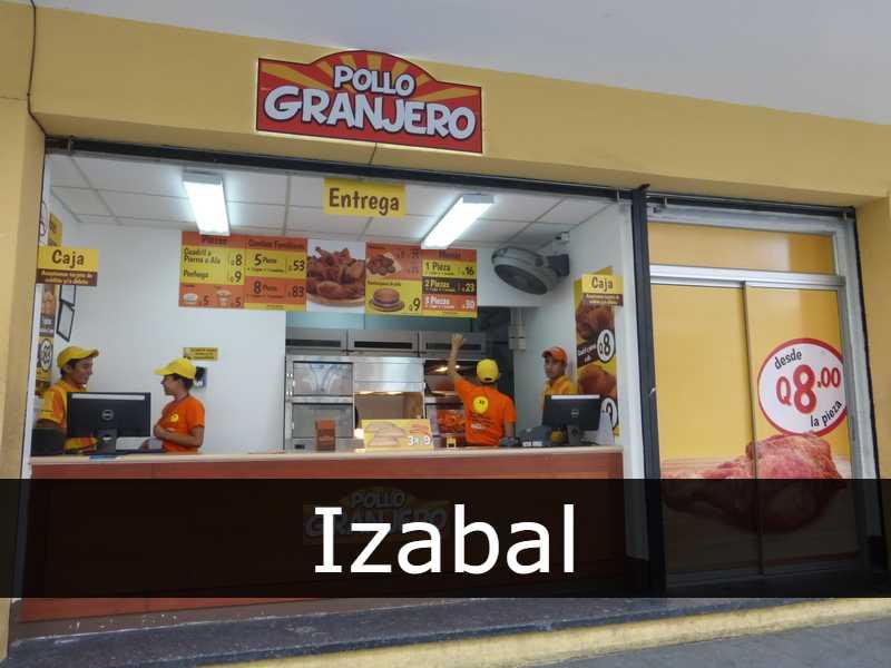 Pollo Granjero Izabal