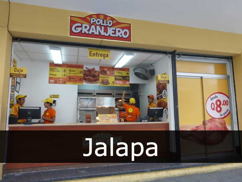 Pollo Granjero Jalapa