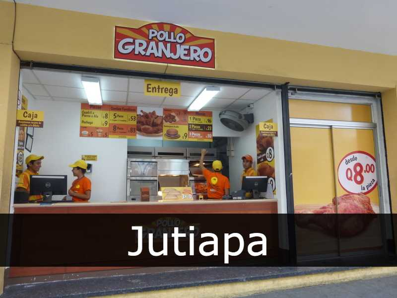 Pollo Granjero Jutiapa