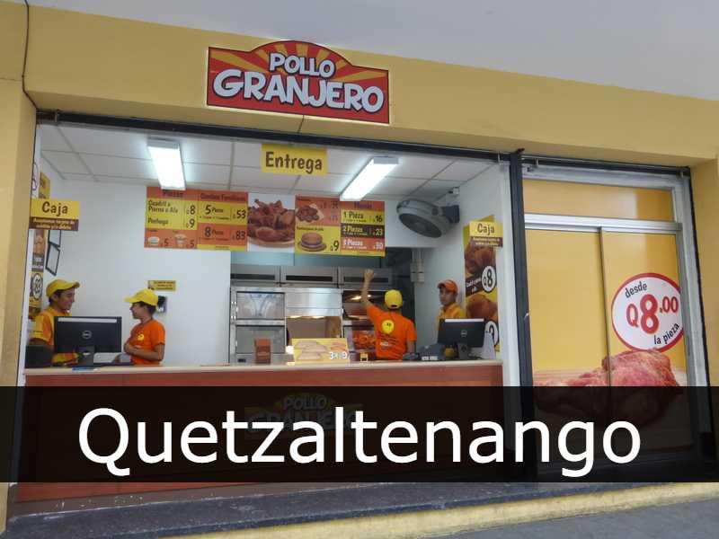 Pollo Granjero Quetzaltenango